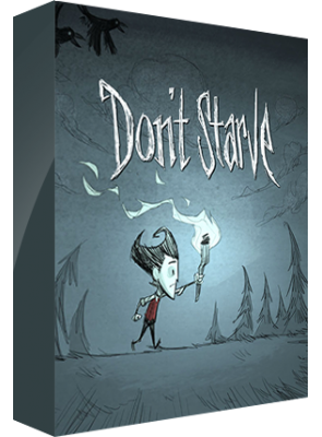 Don't Starve Game Cover