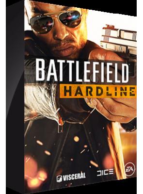 Battlefield Hardline Game Box