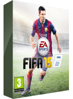 FIFA 15 Gameplay Screenshot