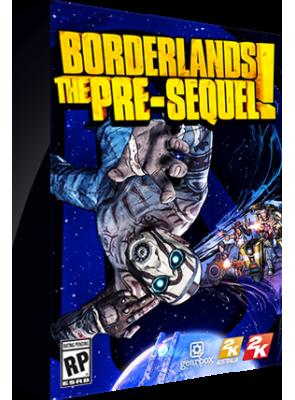 Borderlands: The Pre-Sequel! PC Box