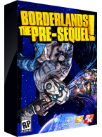 Borderlands: The Pre-Sequel! PC Box