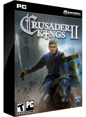 Crusader Kings II PC Cover