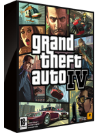 Grand Theft Auto IV Gameplay