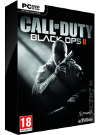 Call of Duty: Black Ops II Game Box